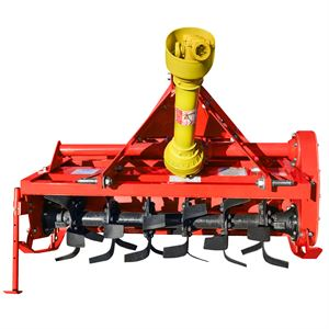 48 In. Rotary Tiller, Gear Driven