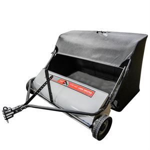 Lawn Sweeper, 50 In., 26 Cubic Ft. Hopper Capacity