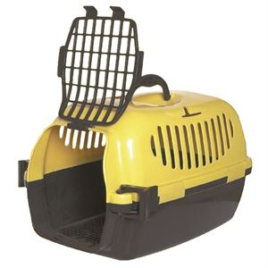 Pet Travel Carrier, 23 x 14 x 15 In.
