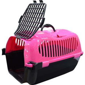 Dog Travel Carrier, 24 In. x 16 In. x 16 In.