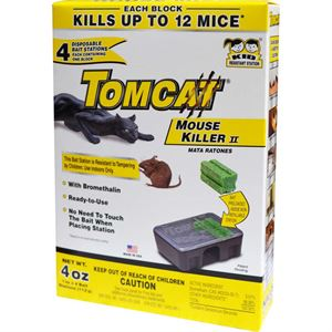 Pk Disposable Mouse Bait Station