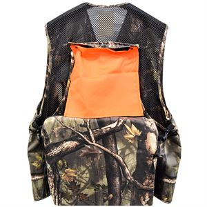 Turkey Hunting Vest with Seat, XL