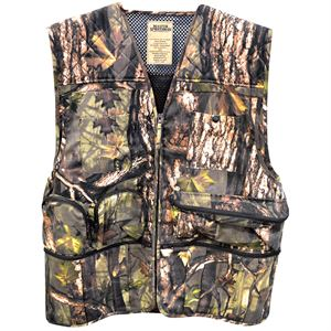 Turkey Hunting Vest with Seat, XXL