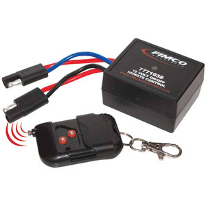 Wireless Remote Control For 12 Volt Equipment