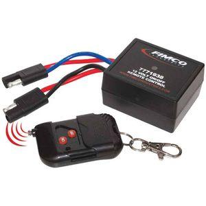 Wireless Remote Control For 12 Volt Equipment