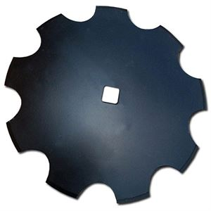 20 in x 4.76 MM Notched Disc Blade