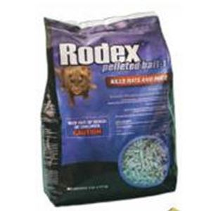 Rodex Pelleted Bait