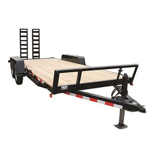 18 Trailer, Dovetail Trailer