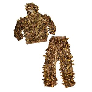 Youth Leafy Camo Suit, Small/ Medium