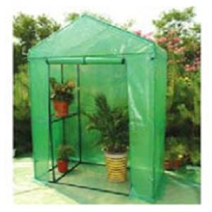 Walk In Green House with PE Mesh Cover