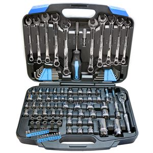 CHANNELLOCK® Mechanics Tool Set, 132 PC