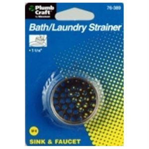 bath laundry strainer