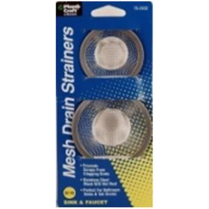 Mesh Drain Strainer, Stainless Steel, Small / Medium