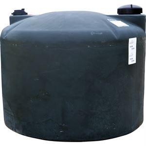 120 Gallon Norwesco Black Water Tank