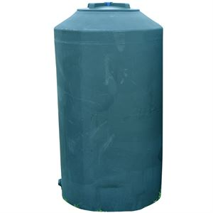 165 Gallon Norwesco Green Water Tank