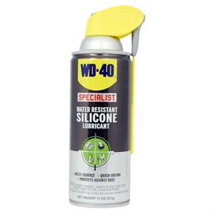 WD-40® Specialist® Water Resistant Silicone Lubricant Spray, 11 Oz.