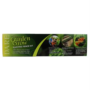 Garden Grow Electric Fence Kit / Garden Fence