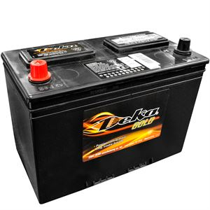 Deka Wet Charge Auto Battery, 12 Volt