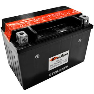 12V Deka Battery for Motorcycle and ATV