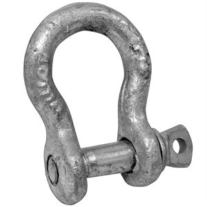 Screw Pin Anchor Shackle 1/4