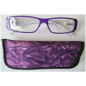Reading Glasses Purple 2.00