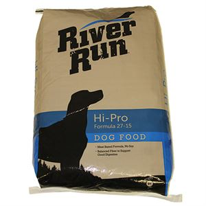 River Run Hi-Pro Dog Food, 27-15, 50 Lbs.