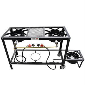 Carolina Cooker 3 Burner Cooker Stand