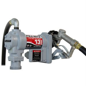 Fill-Rite® Fuel Transfer Pump, 115 Volt AC, 13 GPM