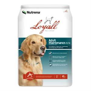 Loyall Adult Maintenance Dog Food, 21-14, 20 Lb.