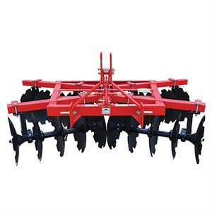 Lift Tandem Disc Harrow