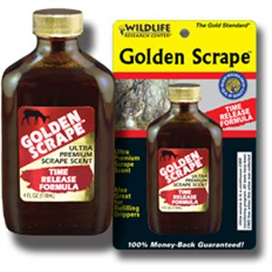 Golden Scrape Scent Attractant