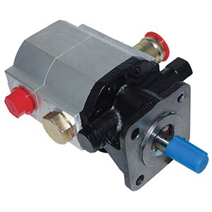 2-Stage Log Splitter Pump, 11 GPM