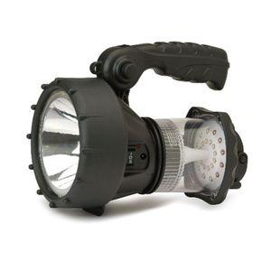LED Lantern & Spotlight Combo Rechargeable