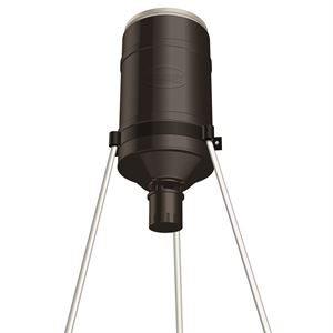Tripod Feeder, Digital Timer, 225 lb. Capacity