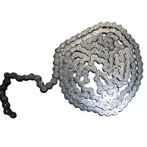 Agmate ® Single Roller Chain, 80-1R, 10 Ft.