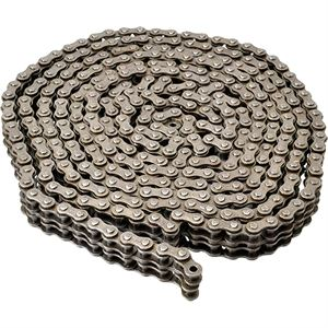 Agmate ® Double Roller Chain, Chain Size 80-2, 10 Ft. Long