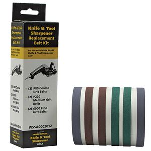 Belt Replacement Kit, Knife and Tool Sharpener