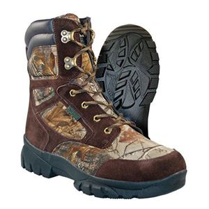 Mens Insulated Hunting Boots Waterproof Size 8