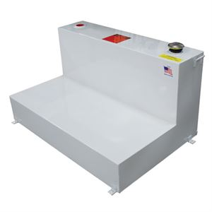 80 Gallon L Shape Transfer Tank
