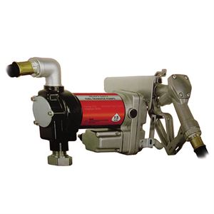 Heavy-Duty Fuel Transfer Pump. 12 V DC, 20 GPM