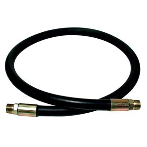 Hydraulic Hose, 1/2 In. Diameter x 24 In. Long, Swivel End