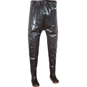Mens Rubber Chest Waders, Size 10