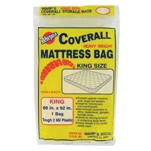 Coverall ® Storage Bags, 86 In. x 92 In. x 2 Mil