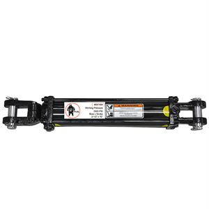 Grizzly® Hydraulic Cylinder, 2-1/2 In. Bore 10 In. Stroke