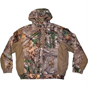 Scent-Factor™ Insulated Jacket, RealTree™ Camo, Large