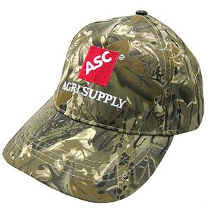 Camo Cap with Agri® logo
