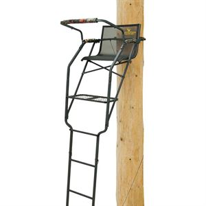 Rivers Edge ® Relax Wide™ Ladder Tree Stand