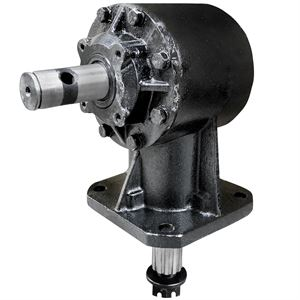 40 HP Gearbox RW-300, Smooth 1-3/8 Input Shaft