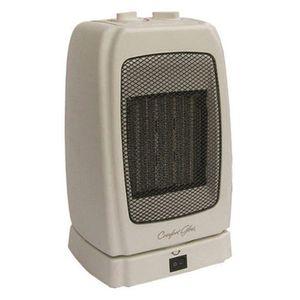 Oscillating White Ceramic Heater