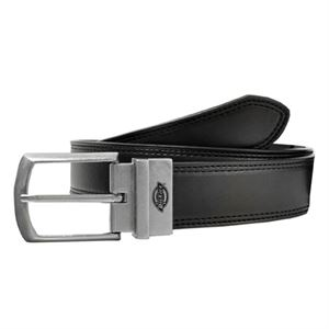 Black / Brown Reversible Leather Belt, 42 Waist
